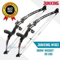 Busur Panah Import Junxing M183 Hunting Fishing Compound Bow