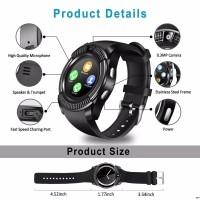 GEJIAN Men Smart Watch Bluetooth touch Screen Android Fashion Sports
