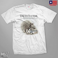 Kaos Band Rock Dream Theater Distance Over Time Tour - DT56 WH