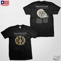 Kaos Band Rock Dream Theater Distance Over Time Tour - DT60 ASIA2 BK