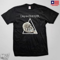 Kaos Band Rock Dream Theater Distance Over Time Tour - DT58 BK