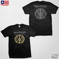 Kaos Band Rock Dream Theater Distance Over Time Tour - DT60 ASIA1 BK