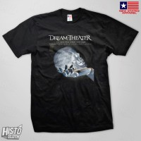 Kaos Band Rock Dream Theater Distance Over Time Tour - DT56 BK