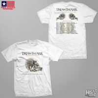 Kaos Band Rock Dream Theater Distance Over Time Tour - DT53 USA2 WH