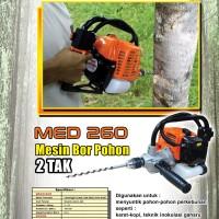 Mesin Bor Pohon Perkebunan Karet Kopi Sawit Gaharu