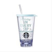 Starbucks tumbler coldcup coffe story