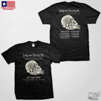 Kaos Band Rock Dream Theater Distance Over Time Tour - DT51 ASIA2 BK