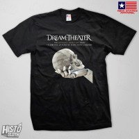 Kaos Band Rock Dream Theater Distance Over Time Tour - DT57 BK