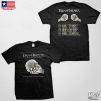 Kaos Band Rock Dream Theater Distance Over Time Tour - DT53 USA2 BK