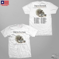 Kaos Band Rock Dream Theater Distance Over Time Tour - DT53 USA3 WH