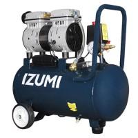IZUMI Oil Less Compressor OL0724 - Silent Kompressor Angin Listrik 24L
