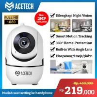 Acetech CCTV IP Wifi Camera Wireless Portable Mini Motion Detection