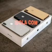 Iphone Xs Max 256 Fullset Eks Internasional Mulus Spt Baru
