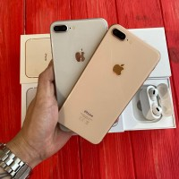 iPhone 8 Plus 64gb Gold Silver Second