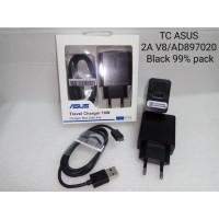 Travel Charger Asus AD897020 Micro USB Original Cina Hitam