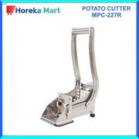 Alat Potong Kentang | Stainless Potato Cutter MPC-277R