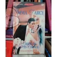 Harlequin Emma Darcy Bride Of Pengantin Pilihan Buku Novel Beka