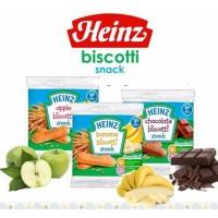 Heinz Biscotti Snack Makanan Bayi Anak Biskuit