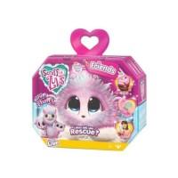 Scruff A Luv Candy Floss Mainan Bayi Anak Bayi Boneka Karakter