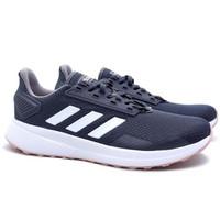 Sepatu Running Wanita Adidas Duramo 9 - Grey Six/PinkSpirit