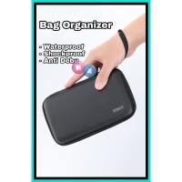 Korean Gadget Wallet ROBOT - Organizer Bag E02 - Tas Power Bank E02