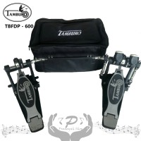 Double Pedal Bass Drum Tamburo TBFDP 600