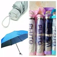 Payung lipat dewasa lengkap dengan sarung harga murmer