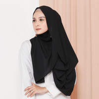 Hijab Ellysha VALIA EXCLUSIVE GEORGETTE ITALIANO SHAWL