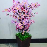 Bunga Sakura Artificial - Bunga Sakura Plastik - Bunga Plastik