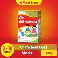 Chil School Gold Madu 400gr