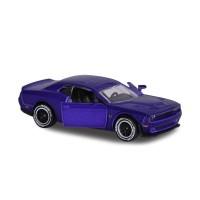 Majorette Premium Cars Dodge Challanger SRT Hellcat - Purple