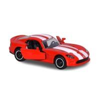 Majorette Premium Cars Dodge SRT Viper - Red White