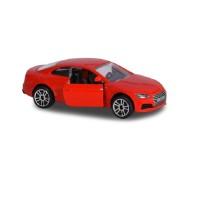 Majorette Premium Cars Audi S5 v garis - Red