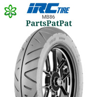 BAN IRC TUBELESS MB86 1009012 100/90-12 MB-86 SCOOPY DEPAN RING 12 IRC