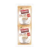 KAPAL API GRANDE WHITE COFFEE 10x20g