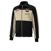 Jaket Pria PUMA X RHUDE TRACK JACKET BLACK 596753-01