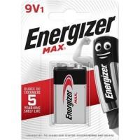 Baterai / Battery / Batere Energizer Max 9v Kotak