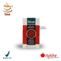 Dilmah English Breakfast Tea 50Gr
