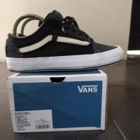 Vans Old Skool cut & paste Lx regrind - black