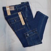 Celana cargo panjang jeans | celana gunung | pria | big size