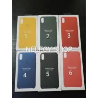 iPhone XS Max Leather Case Cover Kulit Hardcase Hard Original Design