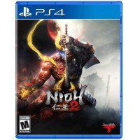 PS4 Nioh 2 / NIOH 2 / Game PS4 Nioh 2