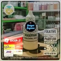 FIXATIVE SUPER ~ Penguat/Pengikat Parfum Refill ~ Netto 30 ml