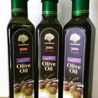 Minyak zaitun Extra Virgin Olive Oil JADIED 250 ml 100 % Original