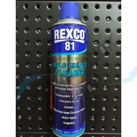 Rexco 81 Carb & Injector Cleaner 500 ML 425 G Tekiro Khusus Area Jawa