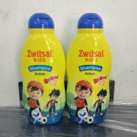 Zwitsal kids shampo active180ml