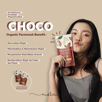 [FREE GIFT] Crushlicious - Organic Face Mask (masker organik) - 70gr