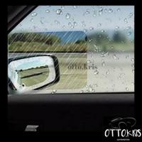 [PAKET] Stiker Musim Hujan, stiker anti fog/hujan spion dan stiker ant