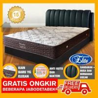 Kasur Spring Bed ELITE SERENITY SET 160 CM. new BERIKUT DIVAN SANDARAN