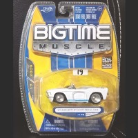 Jada Toys 2009 Diecast Big Time Muscle 67 Shelby Pedal Car